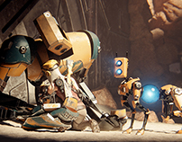 ReCore E3 Cinematic