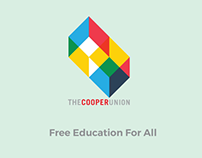 Cooper Union Information Architecture Redesign