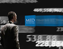 MED Securities Corp. Branding