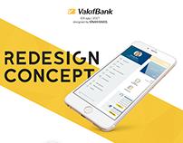 Vakıfbank - Concept Redesign