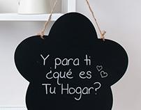 Tu Hogar - Tagline App