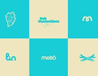 Logos Monochromatic Presentation 2008/2015