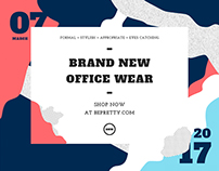 Office Wear | Modern and Creative Templates Suite