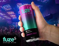 FUZE 5 ENERGY // BRANDING