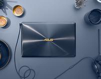 ASUS ZenBook 3 Photos