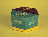 Yum Cha Tea Packaging