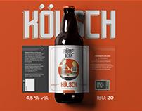 Identidade Visual Rübe Beer