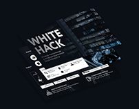 Presentation design for WhiteHack