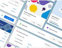 Website Management Dashboard
