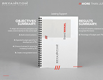 Bryanston Shopping Centre Brand Manual Case Study