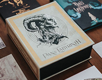 Capelight Pictures Pan's Labyrinth Ultimate Edition
