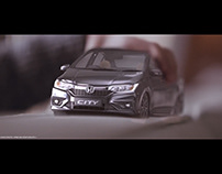 Honda City TVC Breakdown
