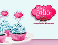 Alice - Personalizados e Decoração
