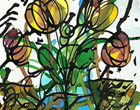 El florero de Matisse