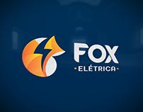 Fox Elétrica Branding