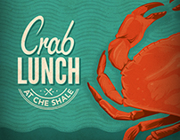 Che Shale Crab Lunch