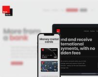 Next Bank Website