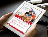 H Design - Newsletter CVS Cestas