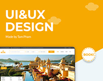 Booking UX/UI