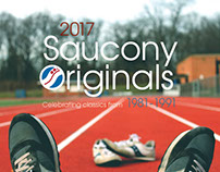 Saucony Originals Catalog