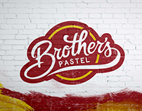 Brother's Pastel | Bravo Design!