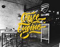 Coffee engine shop