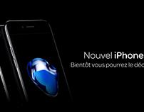 Lancement iphone 7 - inwi