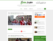 Blog Design: Arabic English Translation Services