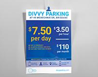 DIVVY Parking | HDM