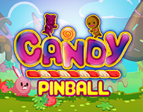Candy Pinball