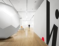 Musée Beaux Art Montréal - Signalétique