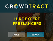 CROWDTRACT - Online Marketplace for Freelancers
