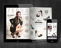 Digital Magazine Zerba