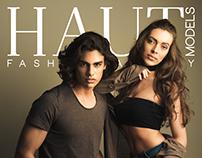 Haut Models Campaign 2017