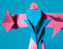 Superinteressante-Origami