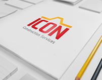 ICON Construction Logo