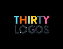 Thirty Logos Challenge (#1-10)