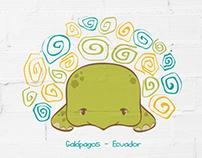 Galapagos T-shirts