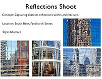 OTP- Treatment, Reflections Shoot
