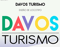DAVOS TURISMO |Rediseño de Logotipo