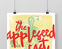 The Appleseed Cast Gig Poster
