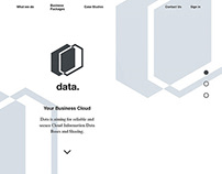 Data Web Design