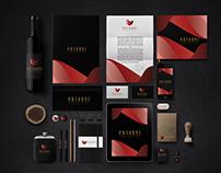 Wine Brand Identity Concept