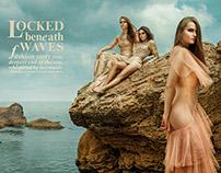 LOCKED BENEATH WAVES