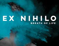Ex Nihilo Exhibition Poster