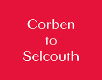 Selcouth font_Corben redesign