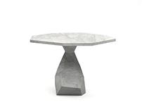 GINGER JAGGER ROCK SIDE TABLE