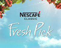 Nescafe Classic Fresh Pick