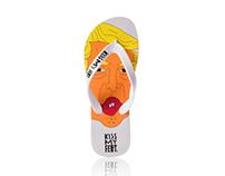 Kiss My Feet #Trump