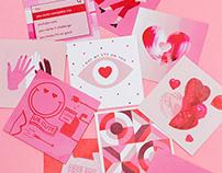 R29Design Valentine's Cards